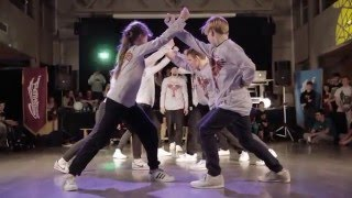 Шоу Keypers - Зачетный концерт школы Волнорез 2016