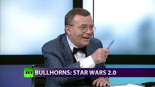 CrossTalk Bullhorns: Star Wars 2.0 (Extended version) - RUSSIATODAY
