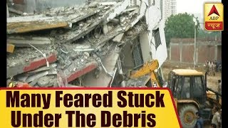 ABP News is LIVE | Noida Extension building collapse:3 dead, 2 rescued alive; Several feared trapped - ABPNEWSTV