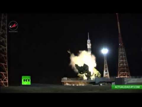 EN VIVO: La nave espacial rusa Soyuz TMA-15M despega desde Baikonur rumbo a la EEI