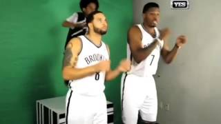 Deron Williams & Joe Johnson Do The