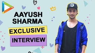 Aayush Sharma's MINDBLOWING full interview on SALMAN KHAN, Loveratri & lot more - HUNGAMA