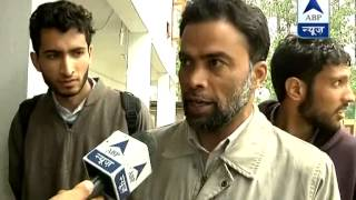 ABP News special report on J-K flood l Victims take shelter in school l Appeals govt for help - ABPNEWSTV