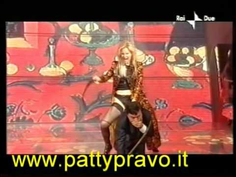 Patty Pravo Piero Chiambretti - Fammi male che fai bene