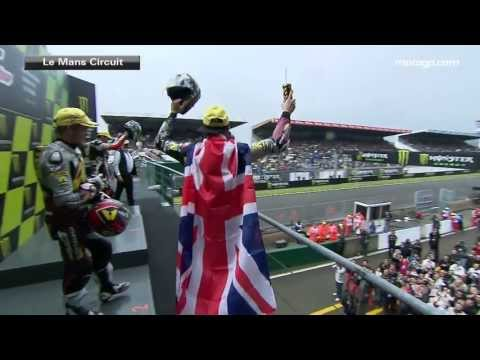 Moto2™ Le Mans 2013 -- best action