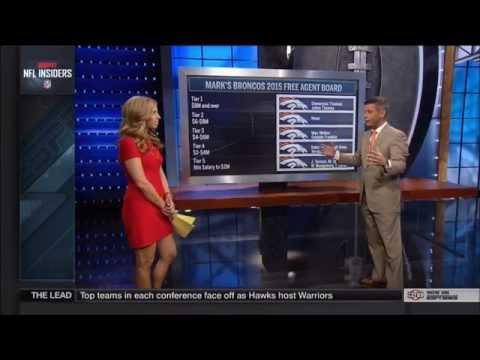 The Leg Show ft. Sara Walsh (ESPN)