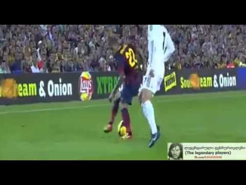 Dani alves humilated ronaldo