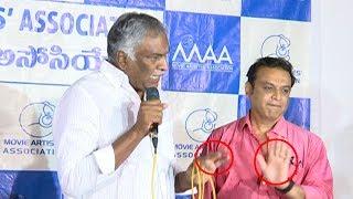 Media Fires On Tammareddy Bharadwaja @ MAA Press Meet - IGTELUGU