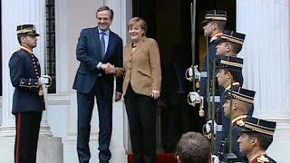 شروط ألمانيا للموافقة على خروج اليونان من منطقة اليورو