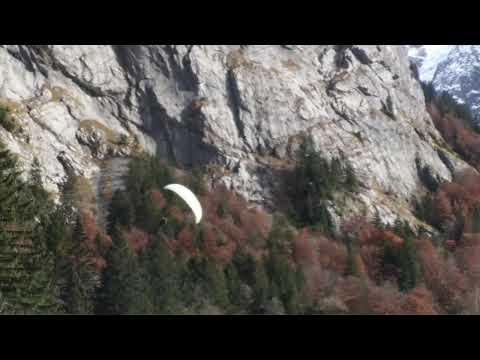 Speedflying Fürenalp Engelberg