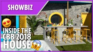 Celebrity Big Brother 2018 house looks just like Love Island - THESUNNEWSPAPER