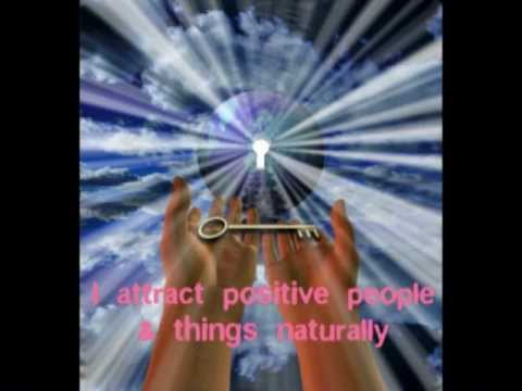 Positive Affirmations and Alpha Wave Binaural Beat | Brainwave Entrainment