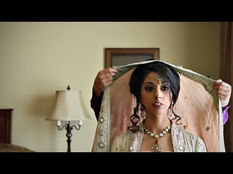 Pakistani Wedding { Ayesha + Numair } Video Highlights | Montreal