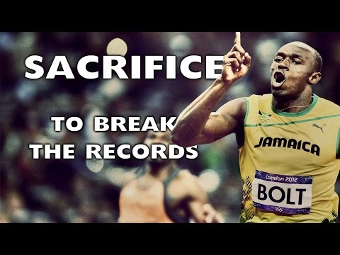 Usain Bolt - All This For 9.58 Seconds - Motivational Video