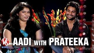 'Hero Aadi' Chit Chat with RJ Prateeka | V6 Prateeka Show | Pakka Hyderabadi - V6NEWSTELUGU
