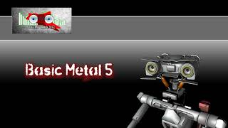 Royalty Free :Basic Metal 5