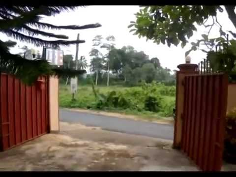 23P Land with Two Storey House for Sale in Galle.
