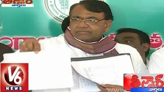 CM KCR plans to help financially for victims of farmers suicide - Teenmaar News - V6NEWSTELUGU