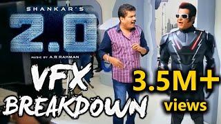 2.0 VFX Breakdown |  Rajinikanth | Akshay Kumar | Shankar | A.R.Rahman | Amy Jackson | TVNXT Hotshot - MUSTHMASALA