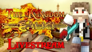 Thumbnail van EEN INVITE!? - Minecraft: The Kingdom Calici (Livestream)