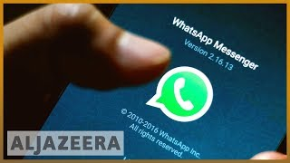 📲 WhatsApp limits forwards to 5 recipients to check fake news | Al Jazeera English - ALJAZEERAENGLISH