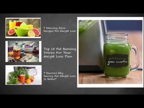 Sip your way to weight loss with this healthy green smoothie