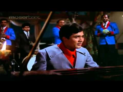Pyar Deewana Hota Hai HD With Lyrics - Rajesh Khanna & Asha Parekh