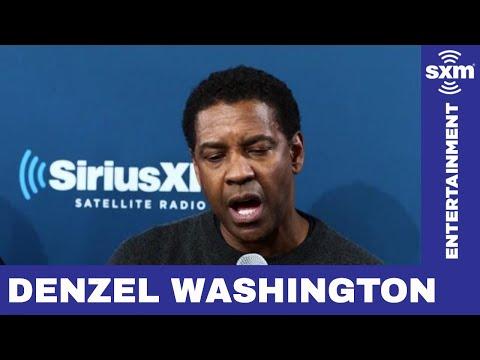 Denzel Washington on Diversity in Hollywood // SiriusXM // Urban View