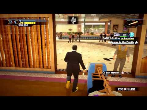 Dead Rising 2: Off the Record - Walkthrough Part 6 - Electric Chair (Gameplay & Commentary)