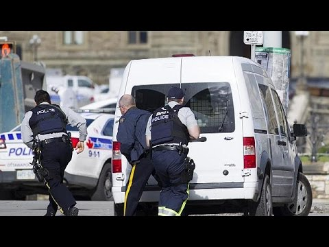 Ottawa attack: Obama says US and Canada must be