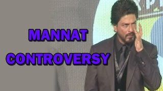 Shahrukh Khan's 'Mannat' bungalow controversy | Bollywood News