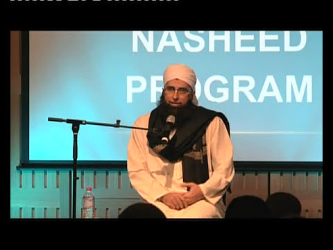 Junaid Jamshed at Sydney Opera House