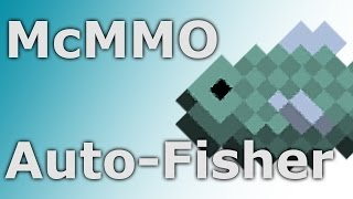 how to make an auto fisher minecraft