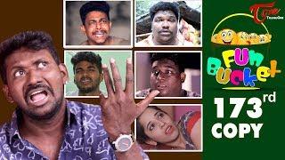 Fun Bucket | 173rd Episode | Funny Videos | Telugu Comedy Web Series | Harsha Annavarapu - TeluguOne - TELUGUONE
