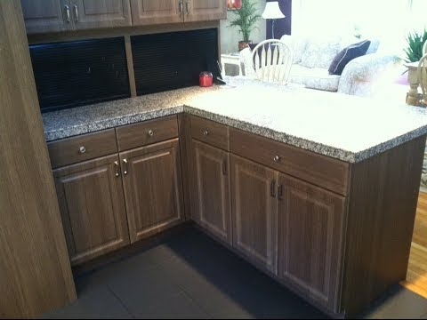 Kitchen Cabinet Refacing Cost from Benchmark Home Improvements