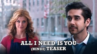All I Need Is You (Hindi) Song Teaser - Dr.Cabbie ft. Vinay Virmani, Adrianne Palicki - EROSENTERTAINMENT
