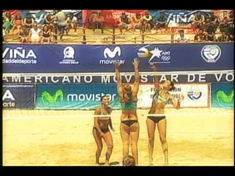 Voleibol Playa Femenino