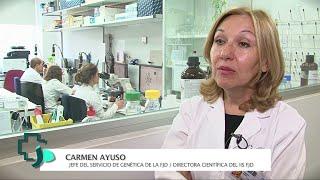 Servicio de Genética de la Fundación Jiménez Díaz