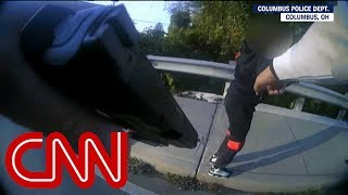 Cop confronts kids with BB gun - CNN