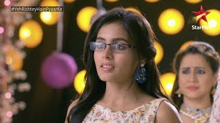 Yeh Rishtey Hain Pyaar Ke   Meenakshi's take on Marital Courtship - STARPLUS