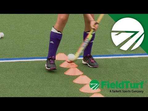 Lifts │ Cone Drill │ Field Hockey Training with Amy Cohen