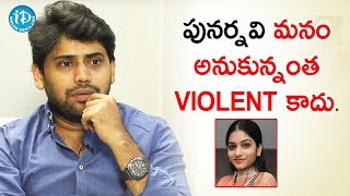 Punarnavi is a very energetic Co Star - Actor Naveen Neni | Talking Movies with iDream | Anitha - IDREAMMOVIES