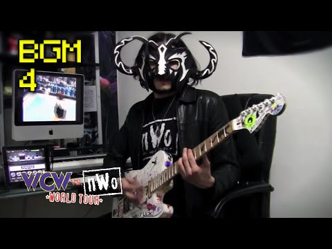 WCW vs nWo: World Tour - BGM 4 (Guitar Cover)