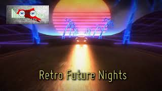 Royalty FreeBackground:Retro Future Nights