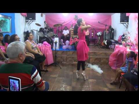 Bruna Rechicho - Culto Rosa dia 19 04 2014