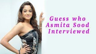 Asmita Sood's dons the cap of a journalist; turns a Guest Editor | Exclusive | Tellychakkar - TELLYCHAKKAR