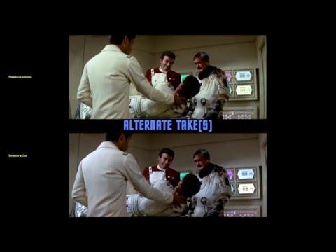 Star Trek II  - The Wrath of Khan - Theatrical vs. Director's cut
