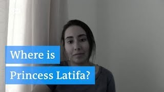 Where is Princess Latifa? | DW English - DEUTSCHEWELLEENGLISH
