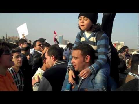 The Egyptian Revolution 2011 in 2:31 mins
