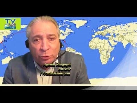 TVRadioMiami - ENTREVISTA a Marcelo W. Bottini, Regional Director de Aerolineas Argentinas